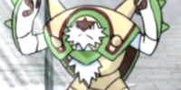 Calem's Chesnaught