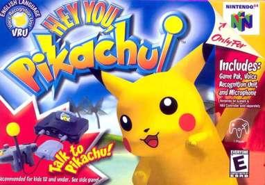 File:Hey You, Pikachu! Cover.jpg