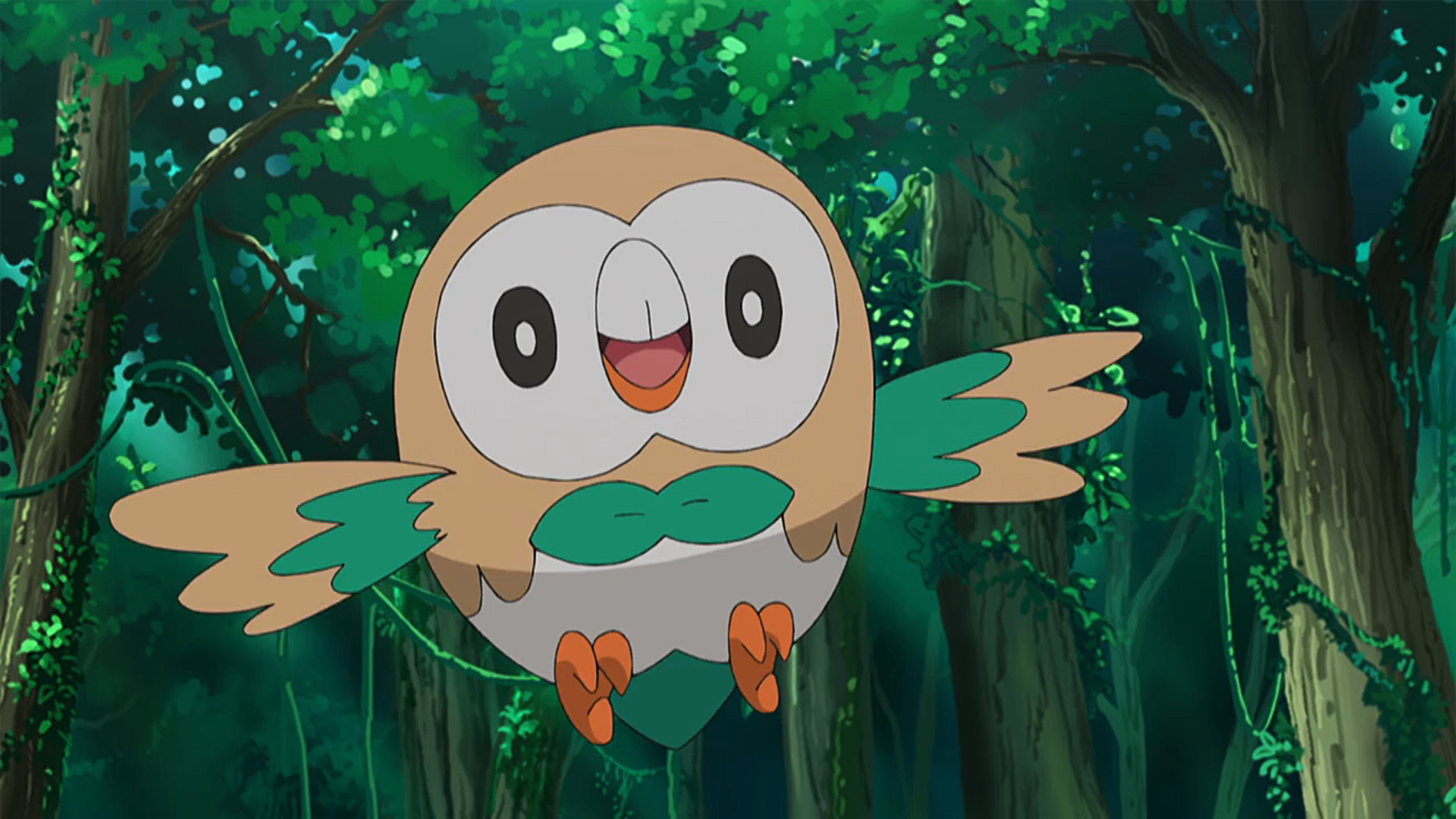 Ash's Rowlet | Pokémon Wiki | FANDOM powered by Wikia