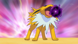 Volkner Jolteon Shadow Ball