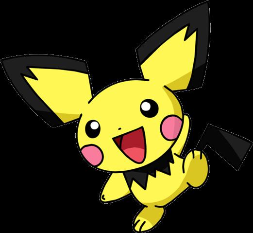 Image 172pichu Os Anime 5 Png Pok 233 Mon Wiki Fandom Powered By Wikia