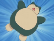 Marcel Snorlax Body Slam