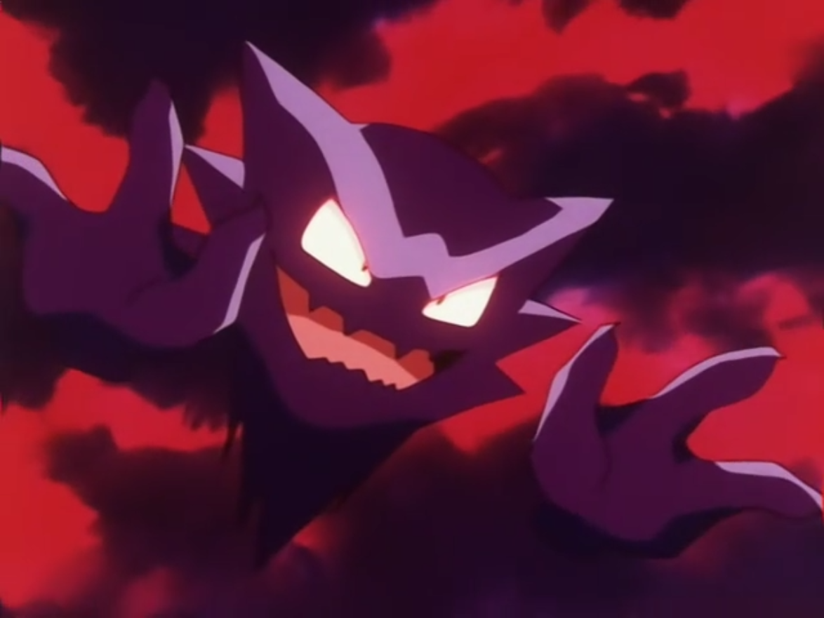 When will Gengar learn Dream Eater move and Hypnosis ...