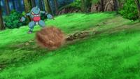 Toxicroak Mud Bomb