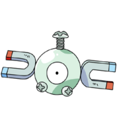 081Magnemite OS anime
