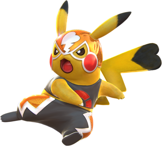 File:Pikachu Libre (Pokkén Tournament).png