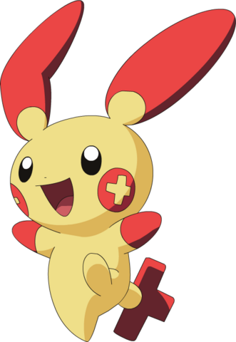 File:311Plusle AG anime.png