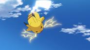 Ash Pikachu Iron Tail