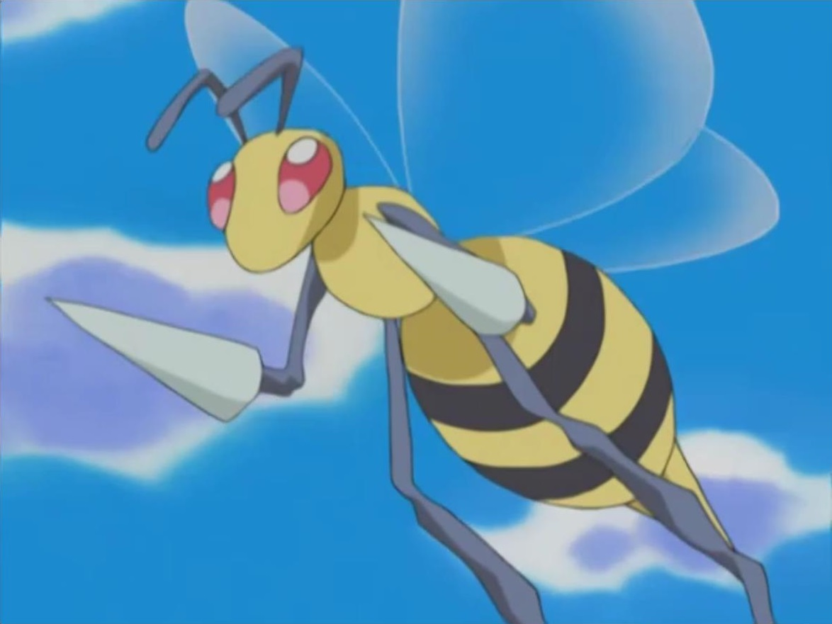 Casey S Beedrill Pok 233 Mon Wiki Fandom Powered By Wikia