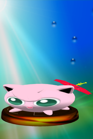 File:Jigglypuff (Smash 2) trophy SSBM.png