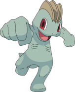 066Machop AG anime