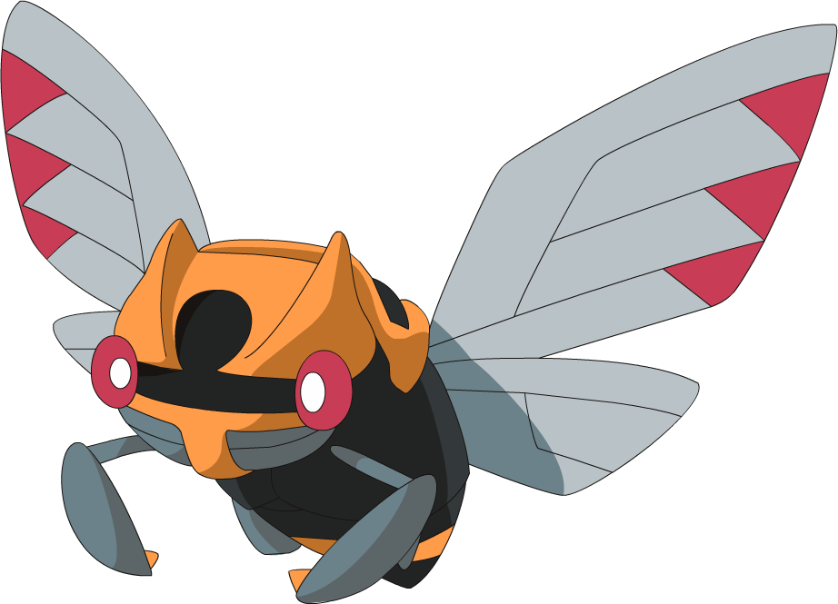 Ninjask Pok 233 Mon Wiki Fandom Powered By Wikia