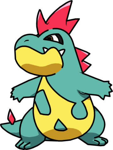 File:159Croconaw OS anime.png