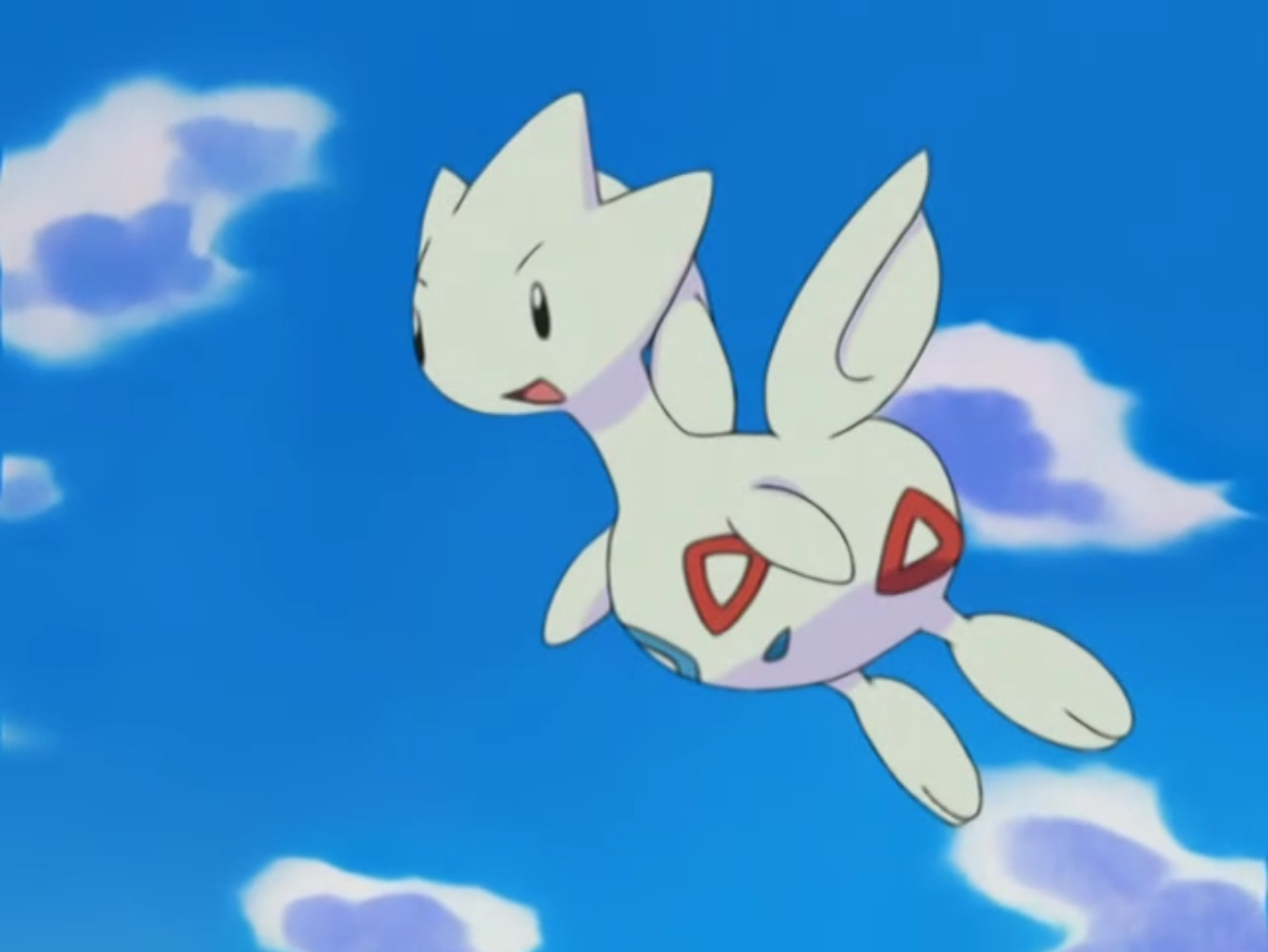 Togetic Anime Pok 233 Mon Wiki Fandom Powered By Wikia