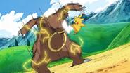 Ash Pikachu Static