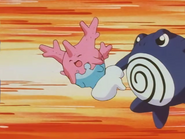 Misty Poliwhirl Double Slap