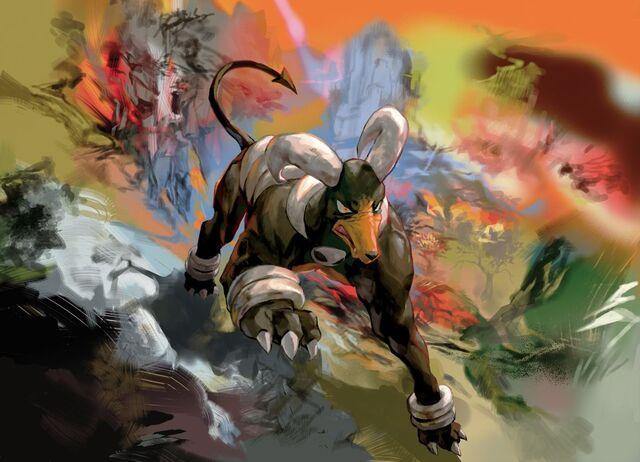 File:Houndoom Undaunted TCG artwork.jpg