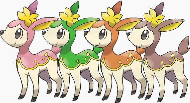 Deerling | Pokémon Wiki | FANDOM powered by Wikia