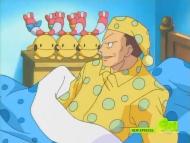 File:Team Rocket's Giovanni fantasy about Chingling.jpg
