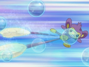 Dawn Aipom Double Hit
