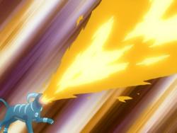 Mirage Houndoom Flamethrower