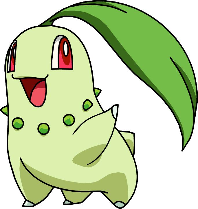 Chikorita pok mon wiki fandom powered by wikia for Immagini bulbasaur