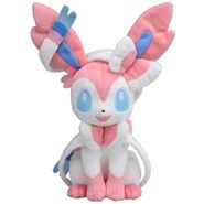 TalkingSylveonPlushTakaraTomy