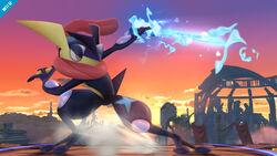 Greninja (Super Smash Bros. for Wii U)
