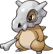 104Cubone Pokemon Mystery Dungeon Red and Blue Rescue Teams