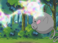 Spoink Psybeam
