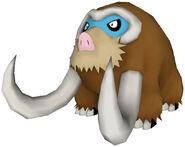 473Mamoswine Pokémon PokéPark