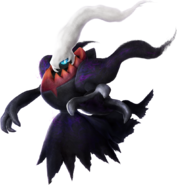 Darkrai Pokken Tournament DX