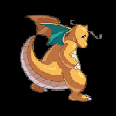 File:149Dragonite Pokemon Conquest.png