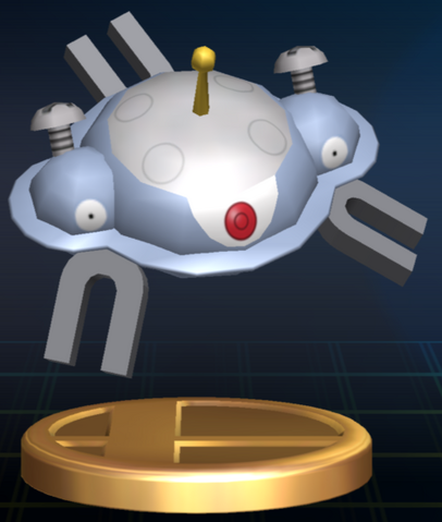 File:Magnezone trophy SSBB.png