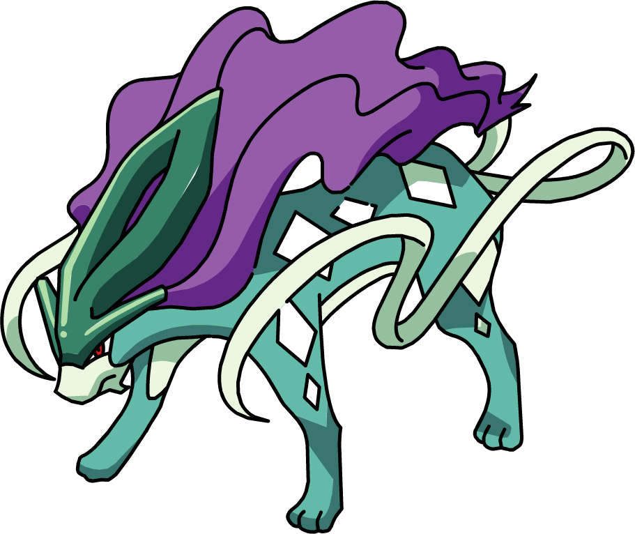Suicune Pok 233 Mon Wiki Fandom Powered By Wikia