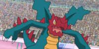Dino's Druddigon