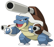 Blastoise pok mon wiki fandom powered by wikia - Pokemon tortank mega evolution ...