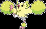 741Oricorio-Pom-Pom SM anime