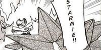 Crystal's Starmie