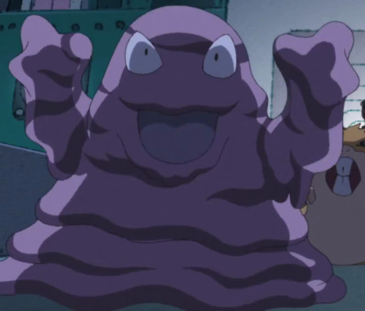 Team Rocket Grimer