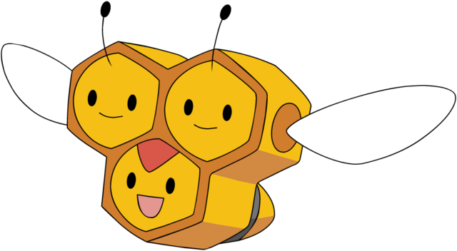 File:415Combee DP anime.png