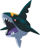 319Sharpedo AG anime