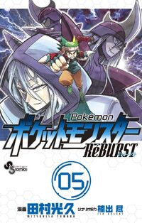 RB Volume 5 cover