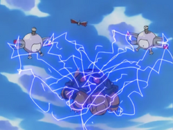 Magnemite Thunder Wave