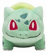 Bulbasaur plush toy
