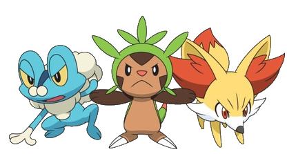 File:Pokemon XY Anime Kalos Starters.png