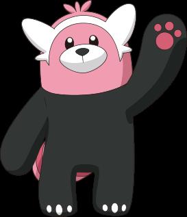 File:Bewear anime.png