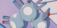 Head of Security's Magneton