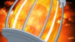 Pyroar Overheat