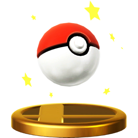 File:Poké Ball trophy SSBWU.png
